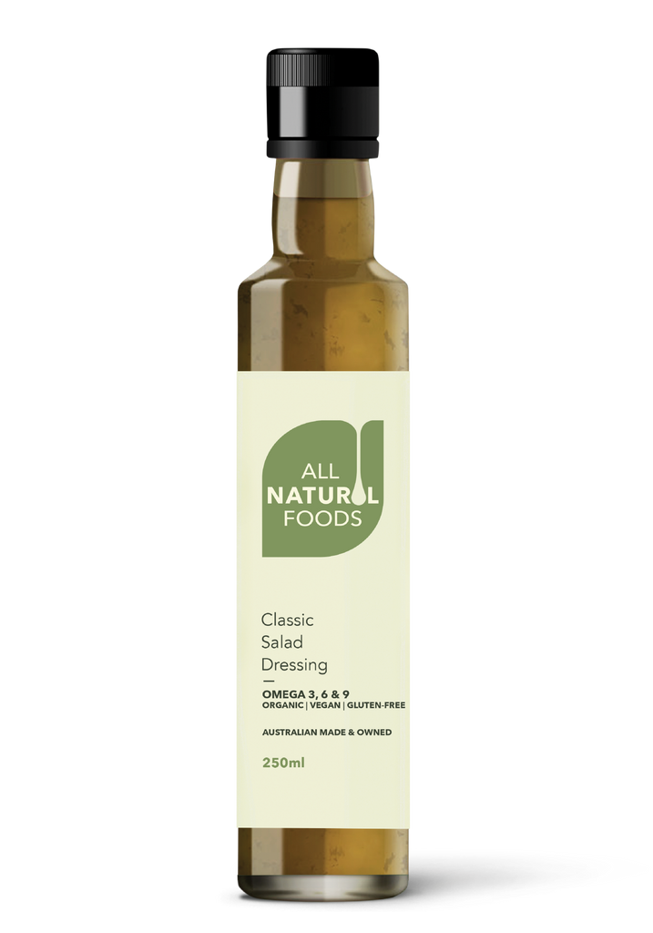 All Natural Food's Classic Salad Dressing