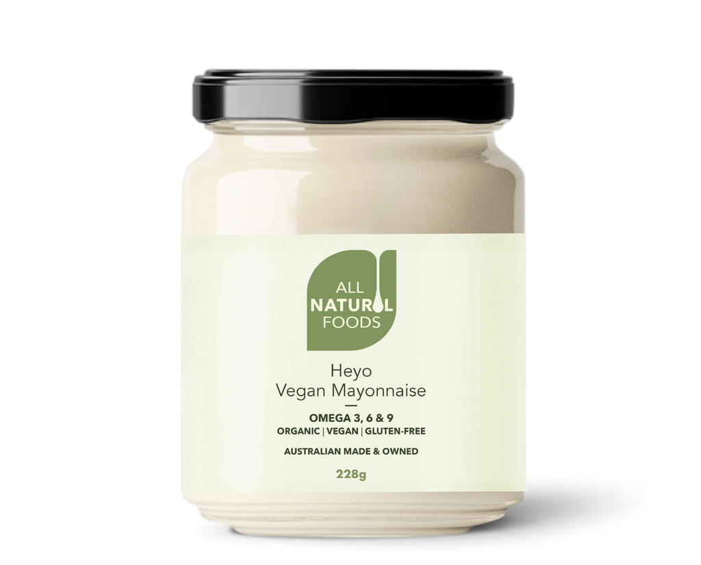 All Natural Food's Vegan Mayonnaise