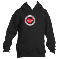 Youth Banner State Black Pullover Hoodie