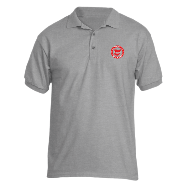 Banner State Gray Polo