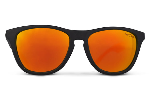 Black Premiums Orange Lens