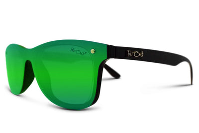 Green Polarized Headliners