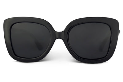 Black Polarized Bellas Black Lens