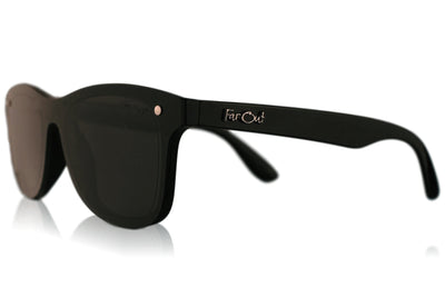 Black Polarized Headliners