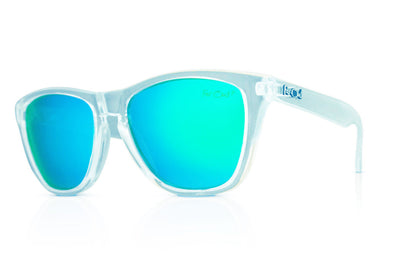 Aqua Polarized Premiums Green Lens