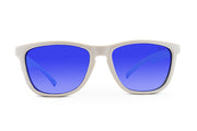 White Premiums Blue Lens