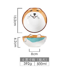 Load image into Gallery viewer, Dinner Plate Set  Bowl Ceramic Decorative Plate