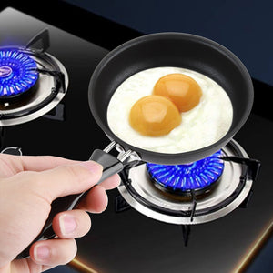 Omelette Mini Portable Egg Poached Egg Household Small Nonstick Kitchen Cooker Mini Frying Pan For Home Breakfast Tools