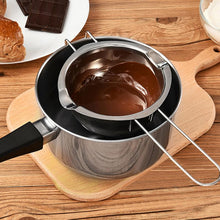 Load image into Gallery viewer, DIY Chocolate Candy Melting Pot 304 Butter Melter Machine Kitchen Tool Mould  Water Heater Kitchen Baking Utensils