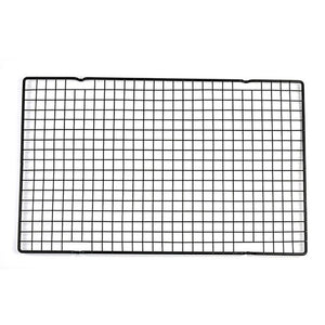 Steel Grid Baking Tray Nonstick Cooling Rack Grill For Biscuit Cookie Pie Bread Cake Baking Rack Holder Kitchen Tools