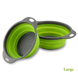 Collapsible Colanders Folding Strainers