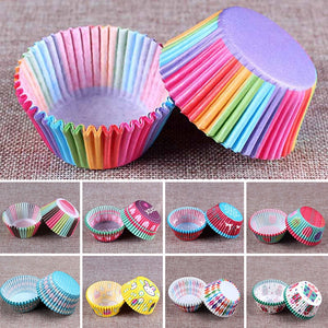 Paper Cup  Muffin  Cake Tools Decorating Tools