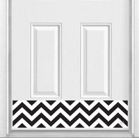 Pattern Magnetic Door Kick Plate