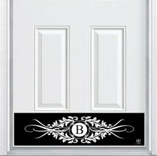 Load image into Gallery viewer, Acanthus Monogram Magnetic Kick Plate