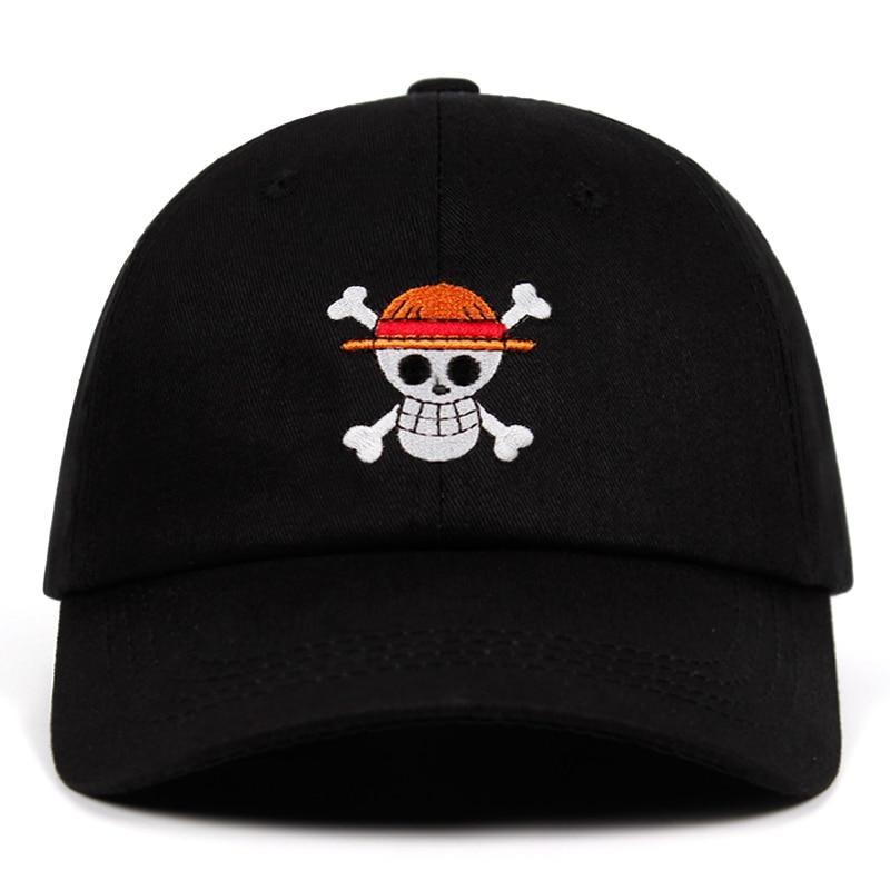One Piece Straw Hat Pirates Cap