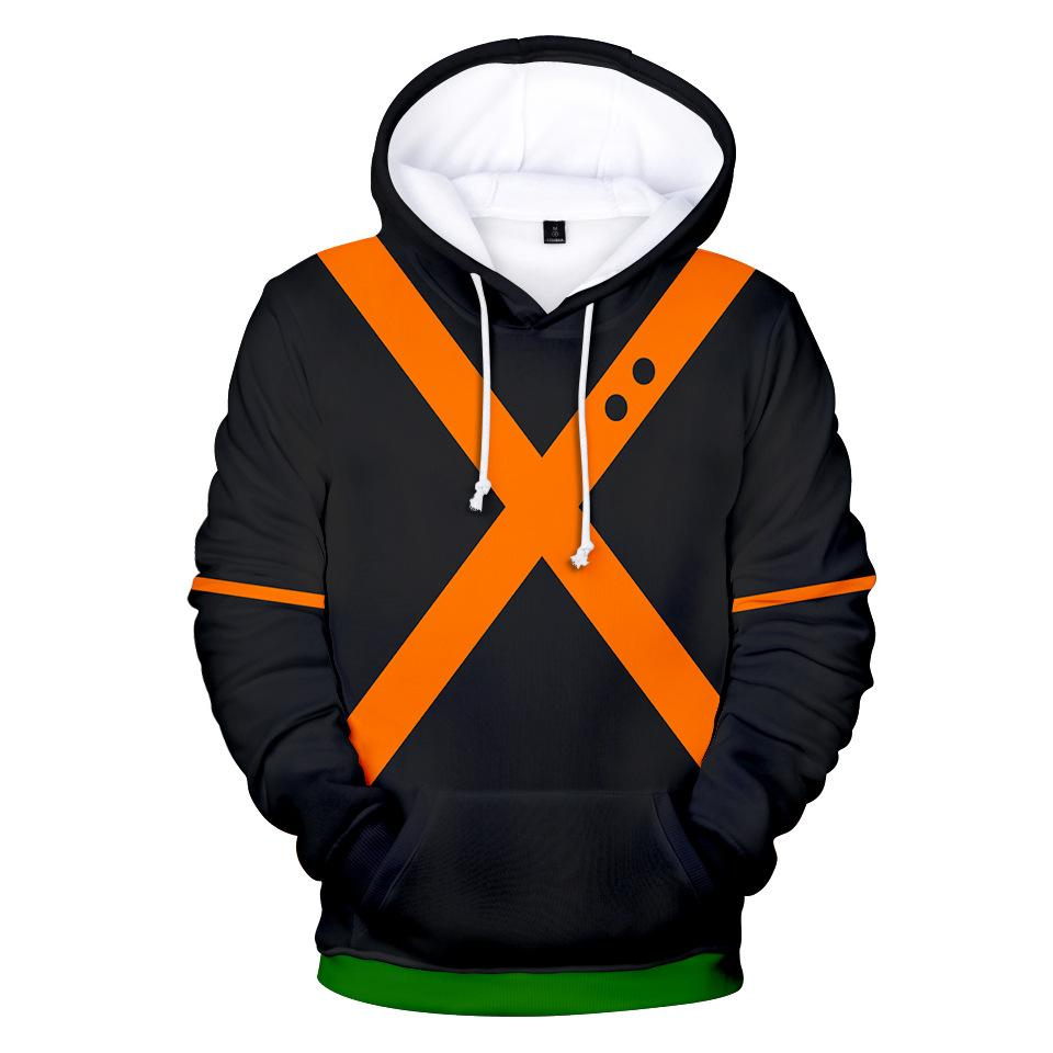 My Hero Academia 2 Uniform Hoodie