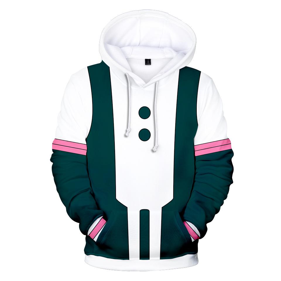 My Hero Academia Uniform Hoodie