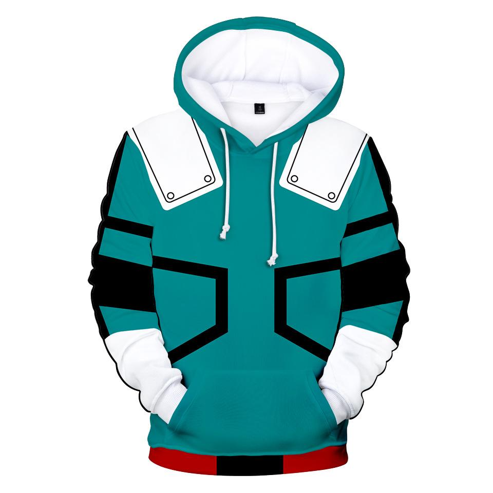 My Hero Academia 1 Uniform Hoodie