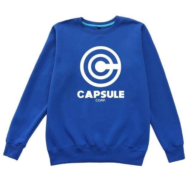 Dragon Ball Z Capsule Corp Sweatshirt