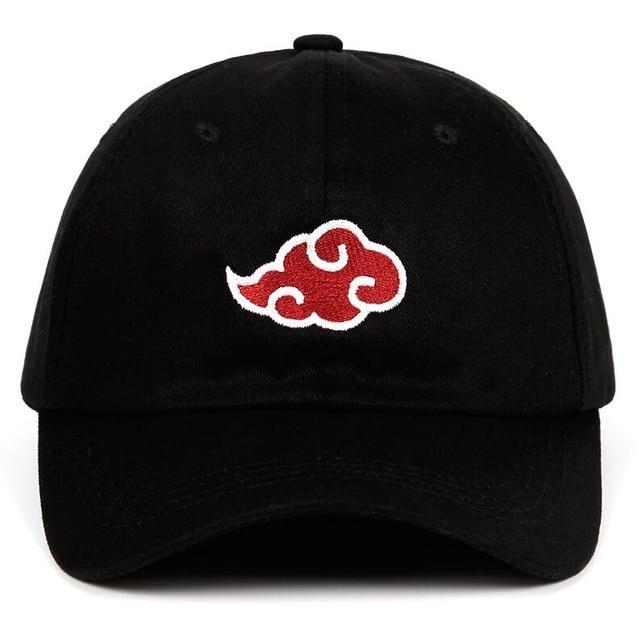 Naruto Red Cloud Akatsuki Cap