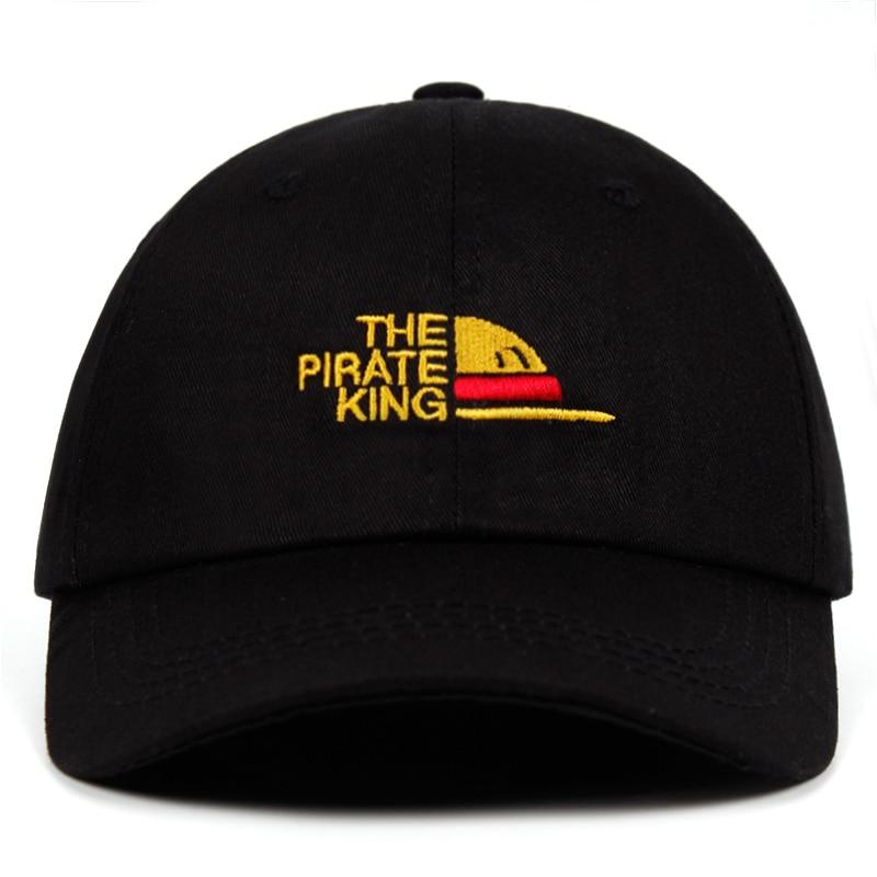 One Piece The Pirate King Cap