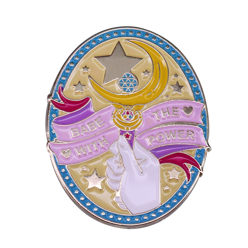 Sailor Moon Magic Wand Pin
