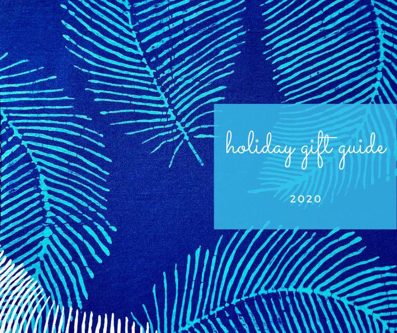 Holiday Gift Guide | Caribelle Batik
