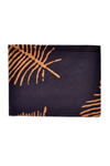 Brown & Beige (Tamarind) - Handmade Batik Wallet - Palm Design