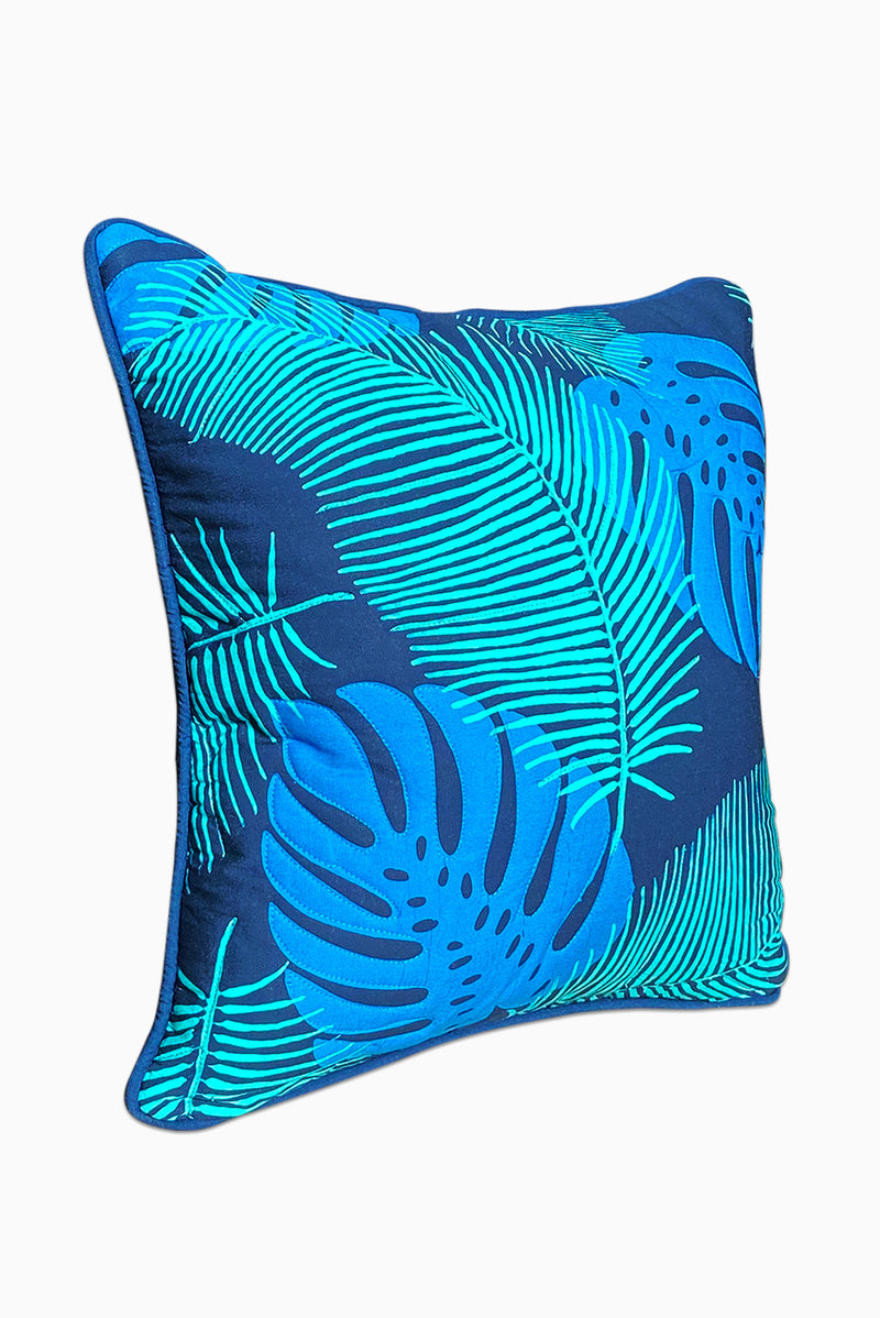 Cushion Covers - Ocean - Hand-made - Caribelle Batik