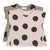 1+ In The Family Baby And Child Fiona T-shirt With Dot Print