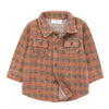 1+ In The Family Baby And Child Pal Shirt With Checks