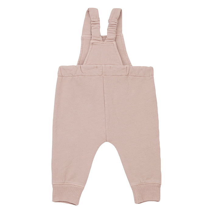 1+ In The Family Baby And Child Viella Overalls Pink