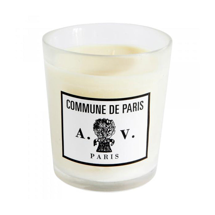 Astier De Villatte Candle Commune De Paris