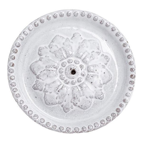 Astier De Villatte Emilie Incense Holder