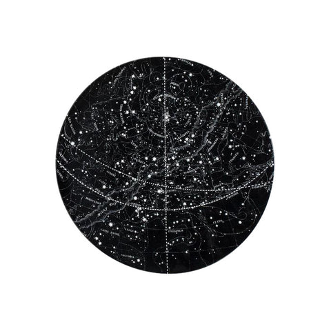Astier De Villatte Constellation Series Visible Heavens Plate