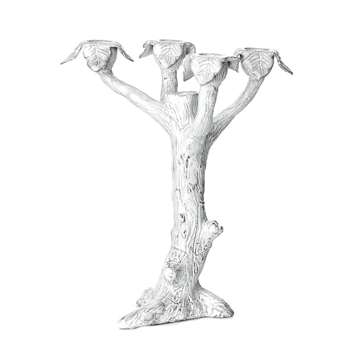 Astier De Villatte Setsuko Tree Candlestick With Five Branches - Advice from a Caterpillar