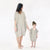 Atsuyo et Akiko Womens Linen Terre Earth Dress Natural Coconut - Advice from a Caterpillar