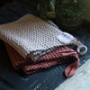 Autumn Paris Torchon Big Honeycomb Towel