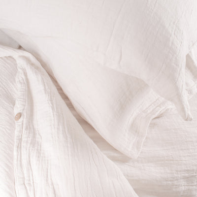 Autumn Paris Punto Bed Linen Set Queen