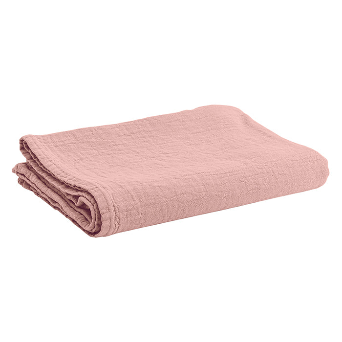 Autumn Paris Nappe Punto Tablecloth Antic Pink
