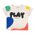 Bobo Choses Baby T-shirt With Play Landscape Print Cream