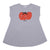 Bobo Choses Child Dress With Tomato Print Purple