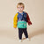 Bobo Choses Baby Abstractions Cardigan Multicolour