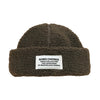 Bobo Choses Woman Sheepskin Hat Green