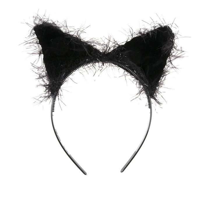 Bonpoint Cat Ear Headband - Advice from a Caterpillar