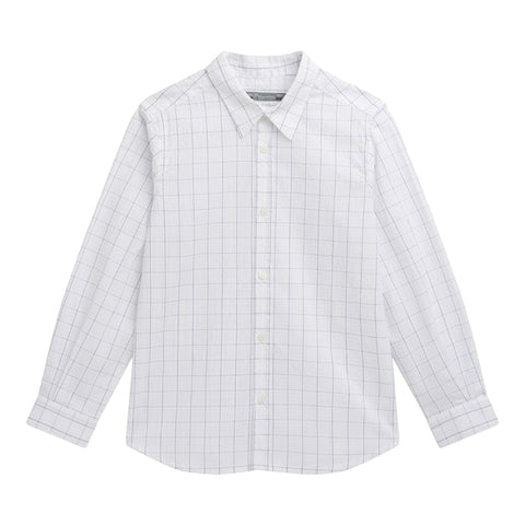 Bonpoint Child Acteur Shirt White Check