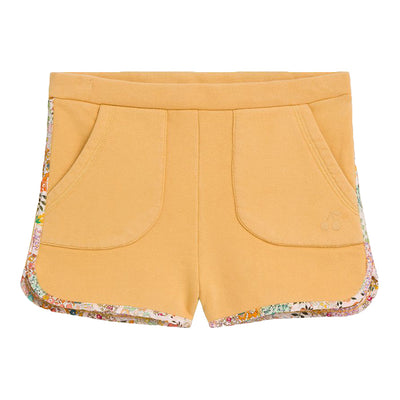 Bonpoint Child Shorts With Liberty Trim