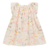 Bonpoint Baby Lilly Dress Cream Floral Print