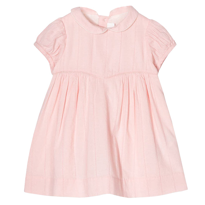 Bonpoint Baby Naylis Dress Pink