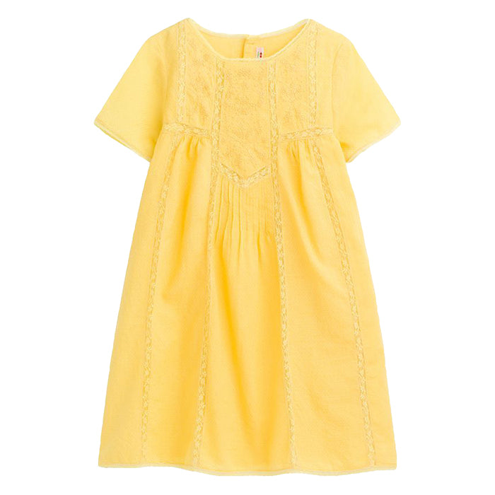 Bonpoint Child Nora Dress Yellow